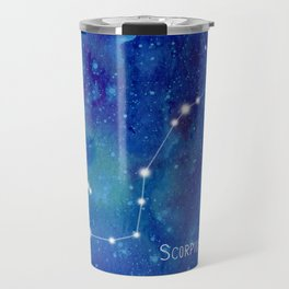 Constellation Scorpius Travel Mug
