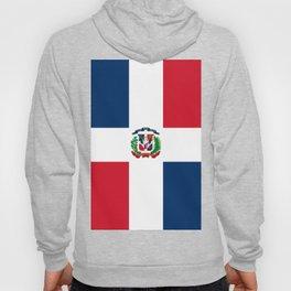 Dominican Republic Flag Hoody