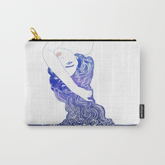 Water Nymph XXXVII Carry-All Pouch