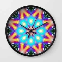 Insectasoids and Friends on the Inter-dimensional Council Wall Clock