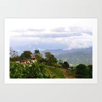 puerto rico Art Prints featuring Puerto Rico by The Ernie Chronicles