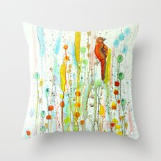 grandeur d'âme Throw Pillow