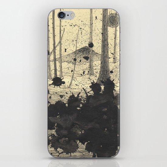 Snowstorm iPhone Skin