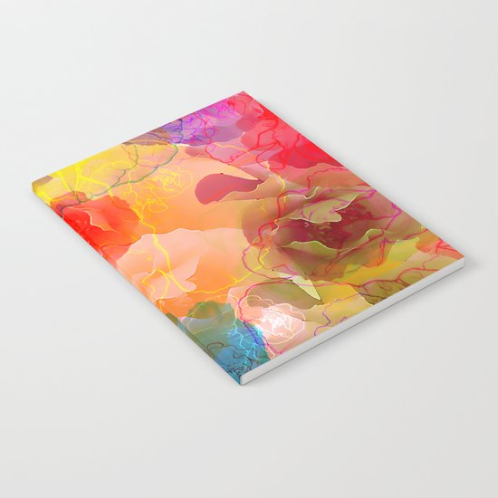 Whirlwind of petals(4). Notebook