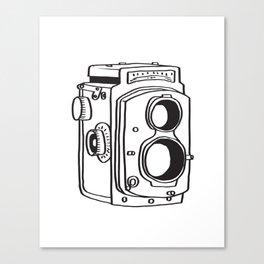 Old Camera 1 Canvas Print
