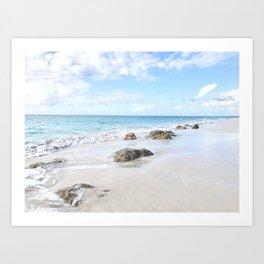 Turks and Caicos Art Print