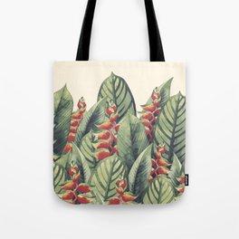 Tropical Vibe 2 Tote Bag