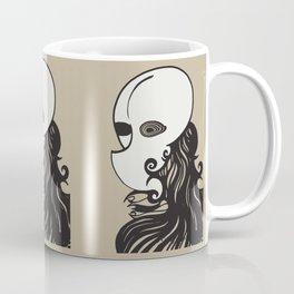 Face of a Stranger Coffee Mug