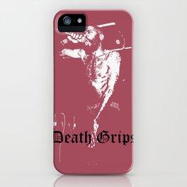 Death Grips iPhone Case