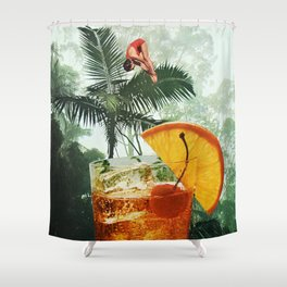 TGIF Shower Curtain