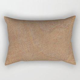 Wood 1 Rectangular Pillow