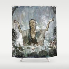 Lea Shower Curtain