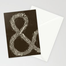 &,&,&: Part 1 Stationery Cards