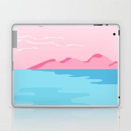 Sweetness - memphis landscape west coast socal vacation 80s style retro 1980's Laptop & iPad Skin