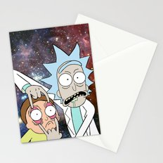 Rick and Morty - Universe Stationery Cards