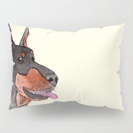 Doberman Pinscher Pillow Sham