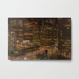 city dreams Metal Print