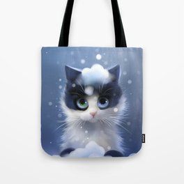 Up and up it goes Tote Bag