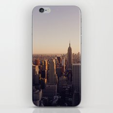 another Empire State Building shot | colored iPhone & iPod Skin