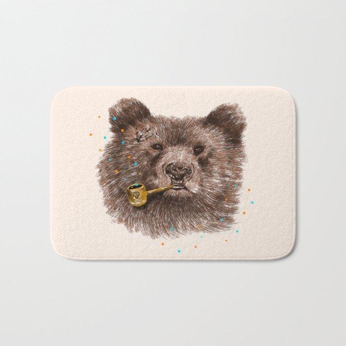 Sailor Bear II Bath Mat