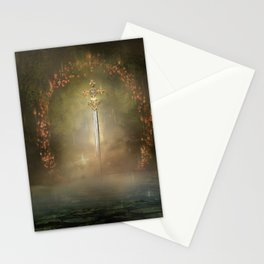 Excalibur Stationery Cards