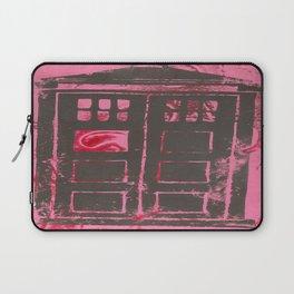 pink tardis Laptop Sleeve