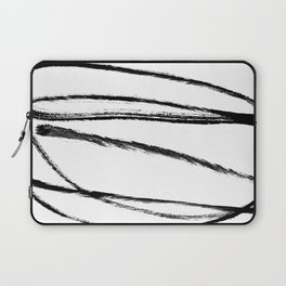My mind is a mess. Laptop Sleeve