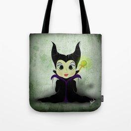 Villain Kids, Series 1 - Maleficent Tote Bag