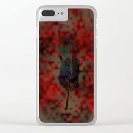 Shadow Clear iPhone Case
