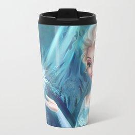 Elsa Frozen Travel Mug