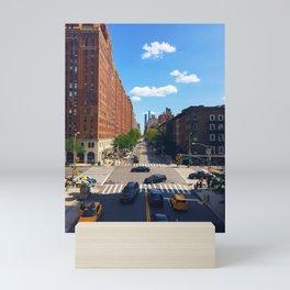 The High Line Mini Art Print