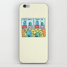 KNOCK KNOCK iPhone & iPod Skin