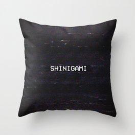 SHINIGAMI Throw Pillow