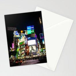 Shibuya Crossing Stationery Cards