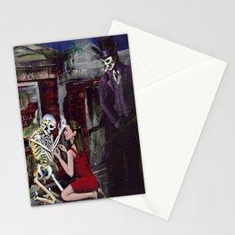 RARE LOVE, Halloween, Original art Stationery Cards