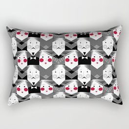 iuLieL Rectangular Pillow