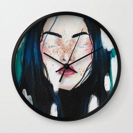 Amnesia Wall Clock