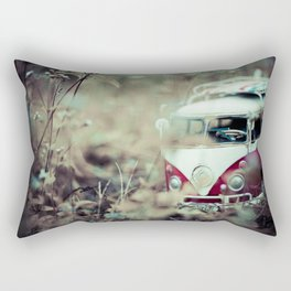 kom kom Rectangular Pillow