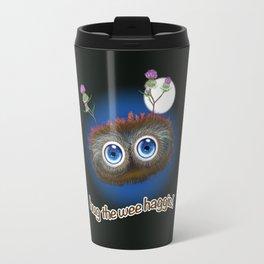 Wee Haggis by Night Travel Mug