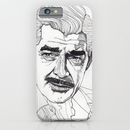 Clark Gable iPhone & iPod Case