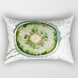 Contemporary Kiwi Rectangular Pillow