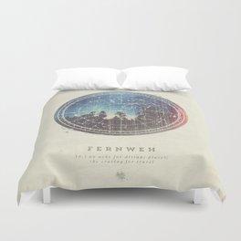 Fernweh Vol 3 Duvet Cover