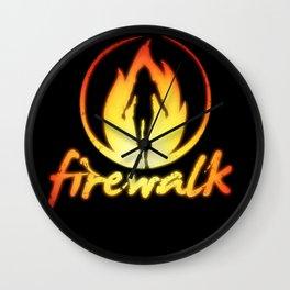 Life is Strange - Firewalk  Cosplay Wall Clock