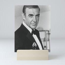 Sean Connery Poster Canvas Art Wall Home Decor, No Frame Mini Art Print