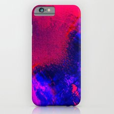 02-14-36 (Red Blue Glitch) iPhone 6s Slim Case