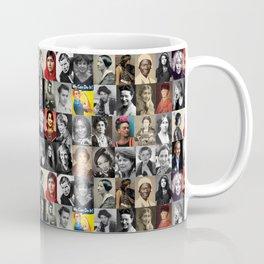 Feminist Tile Coffee Mug
