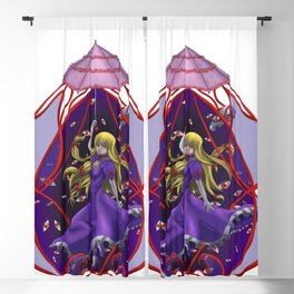 Yukari's Umbrella Blackout Curtain