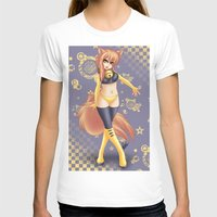kiki T-shirts featuring Kiki by HaruShadows