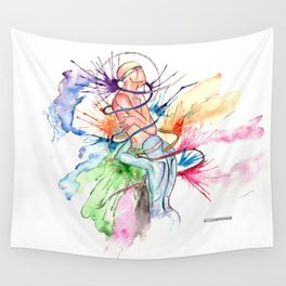 CONFESSION I @EdART Wall Tapestry