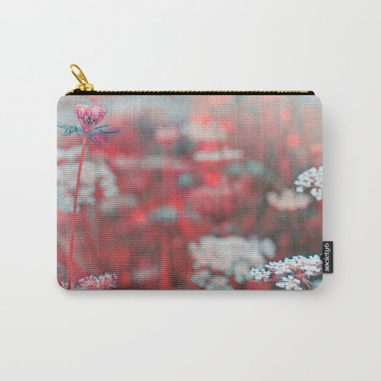 Wild flowers(3). Carry-All Pouch